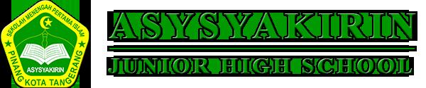 SMP Islam Asysyakirin